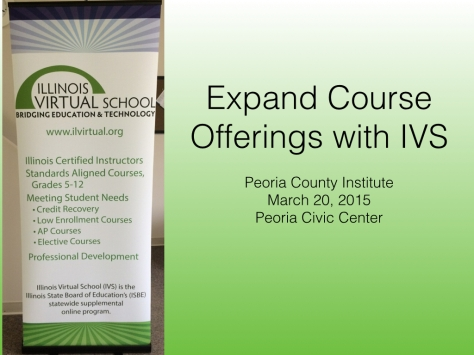 Expand Course Offerings with IVS