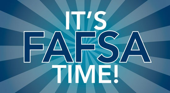 2017-18 FAFSA is Now Available!