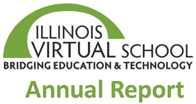 Illinois Virtual School has released its annual report, IVS Now! for fiscal year 2017